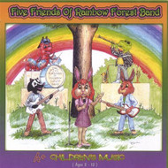 Childrens Music By Five Friends Of Rainbow Forest Band On Audio CD - E523883