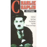 Vol 1-CHARLIE Chaplin Festival On VHS - E565564