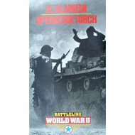 Battleline World War II El Alamein / Operation Torch On VHS - E565577