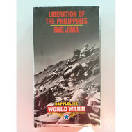 Battle Line World War II Liberation Of The Philippines / Iwo Jima On - E565655