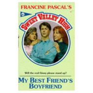 My Best Friend's Boyfriend Sweet Valley High By Pascal Francine Book - E599167