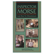 Inspector Morse: Last Bus To Woodstock On VHS - E603503