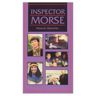 Inspector Morse Masonic Mysteries On VHS With John Thaw - E603508