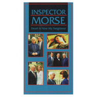 Inspector Morse Death Is Now My Neighbour On VHS - E603518