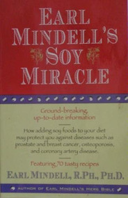 Earl Mindell's Soy Miracle - E86071