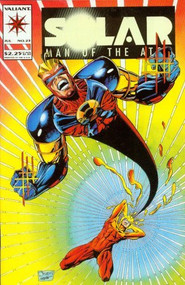Solar Man Of The Atom #23 Split Decision Comic Book - E93290