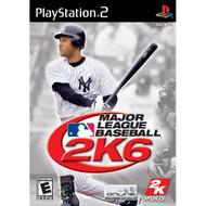 Major League Baseball 2K6 PS2 For PlayStation 2 - EE203066