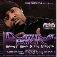 Bring It Back 2 the Streets by Natural Born On Audio CD - EE208374