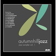Autumn Hill Jazz Sampler By Various Artists Album 2013 On Audio CD - EE478743