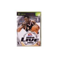 NBA Live 2002 Xbox Basketball For Xbox Original - EE484888