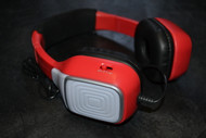 First Act FI605 JamTech Lightbeats Headphones Red Color: Red Toy Kids - EE492389