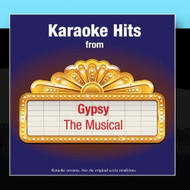 Karaoke Hits From Gypsy The Musical By Karaoke Ameritz On Audio CD - EE503654