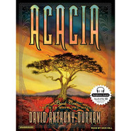 Acacia: The War With The Mein Acacia Book 1 On Audiobook CD Literature - EE505207