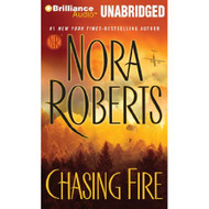 Chasing Fire On Audiobook CD MP3 Action Adventure Unabridged - EE506191