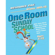 One Room Sunday School Resource Pak Winter 2011-2012 Book Mixed Lot - EE507183
