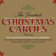 Greatest Chrstmas Carols On Audio CD Album Holiday 2013 - EE512144