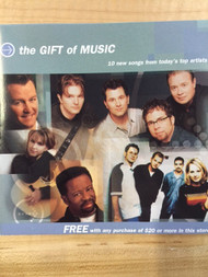 The Gift Of Music By Larnelle Gary Chapman Natalie Grant Bob Carlisle - EE512351
