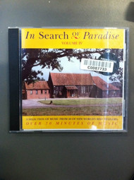 In Search Of Paradise Volume IV Album Age & Easy Listening On Audio CD - EE512403