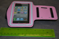 Slim Trendy Sport Armband Cover Case For Apple iPhone 4 4SHOT Pink - EE516788