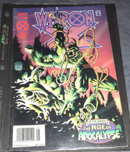 X-Men: Weapon X After Xavier: The Age Of Apocalypse May 1995 Vol 1 NO. - EE518392