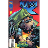 Weapon X After Xavier: The Age Of Apocalypse June 1995 Vol 1 No 4 By - EE518396