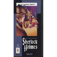 The Lost Files Of Sherlock Holmes For 3DO Vintage Action - EE523301