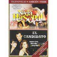 Ambicion & Poder El Candidato & Nada Personal On DVD With Humberto - EE525697