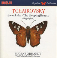 Tchaikovsky: Swan Lake / The Sleeping Beauty Highlights By Tchaikovsky - EE527262