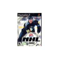 NHL 2002 For PlayStation 2 PS2 Hockey - EE529771