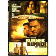 Runner Runner On DVD With Justin Timberlake Drama - EE530074