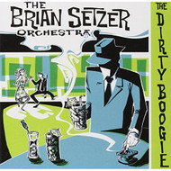 The Dirty Boogie By Setzer Brian On Audio CD Album 1998 - EE530694