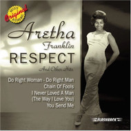 Respect & Other Hits By Franklin Aretha On Audio CD Album 1997 - EE531017