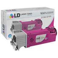 Toner To Replace Dell 2Y3CM / 331-0717 High Yield Magenta Toner - EE532363