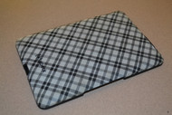 Speck Fitted Case For iPad Tartan Plaid Black White Plaid Cover Multi - EE538024