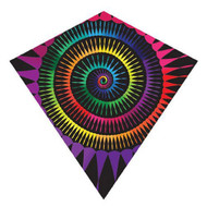 X Kites ColorMax Nylon Big Swirl KITE-25 Inches Wide - EE541636