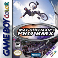 Mat Hoffman's Pro BMX On Gameboy Color - EE542290