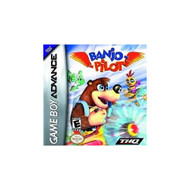 Banjo Pilot Game Boy Advance GBA For GBA Gameboy Advance Action  - EE545144
