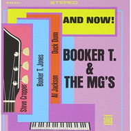 And Now! By Booker T & The Mg's On Audio CD Album Pop Import 2014 - EE545471