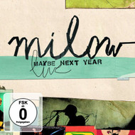 Milow Live By Milow On Audio CD Album Import 2014 - EE547039