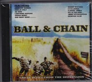 Ball & Chain: Great Blues From The Depression On Audio CD Album Import - EE547211