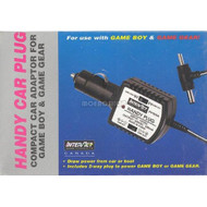 Interact Accessories Color Car Adapter On Gameboy Wall Power Charger - EE547233