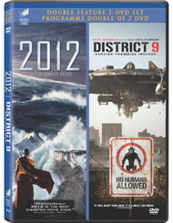 2012 / District 9 On DVD - EE549696