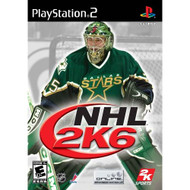 NHL 2K6 For PlayStation 2 PS2 Hockey With Manual And Case - EE551411