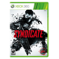 Syndicate M For Xbox 360 With Manual and Case - EE552307