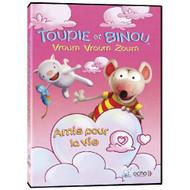Toopy And Binoo Vroom Vroom Zoom Best Friends On DVD - EE552420