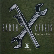 1991-2001 By Earth Crisis On Audio CD Album - EE552675
