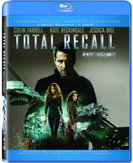 Otal Recall Extended Director's Cut DVD Ultraviolet Bilingual On Blu - EE554025