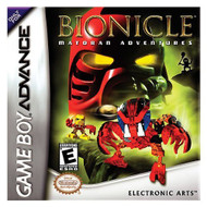Bionicle: Matoran Adventures For GBA Gameboy Advance - EE554653