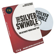 Mms Silver Swindle UK Dave Forrest And Romanos DVD On Blu-Ray - EE556331