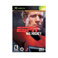 ESPN NHL Hockey For Xbox Original With Manual And Case - EE557952